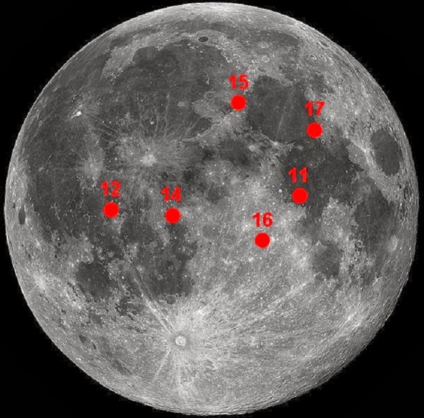 Chang'e-4: China space mission lands on moon's far side ...