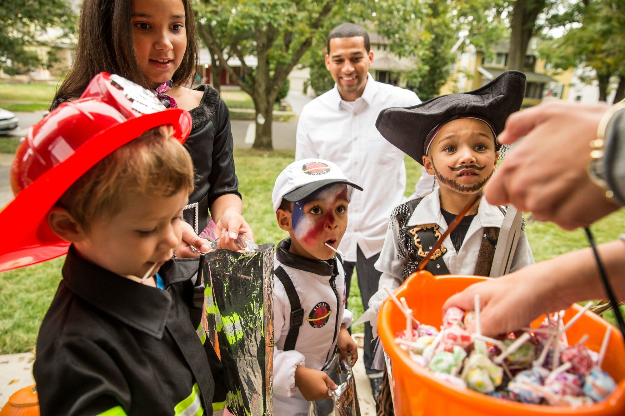 Halloween And Trick Or Treating Safety Tips