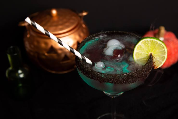 Witch's Brew Margarita