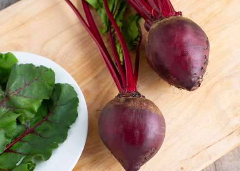 Brighten your Health with Beets