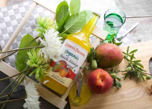 DIY Natural Flavored Syrups
