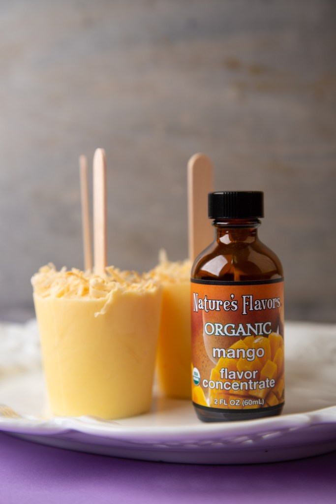 organic mango concentrate