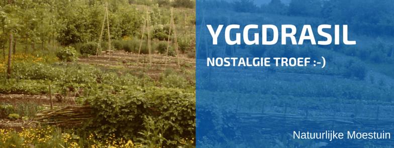 Uit de Oude Doos: Het Begin Van Yggdrasil