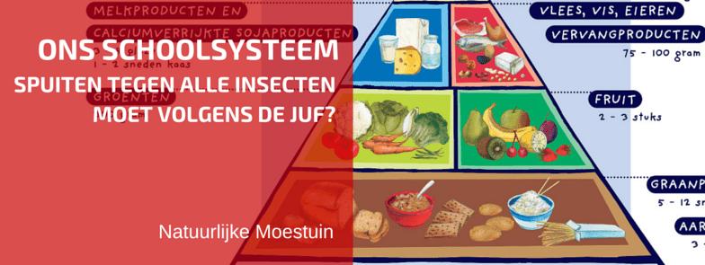 Les In De School: Spuiten Tegen Alle Insecten!