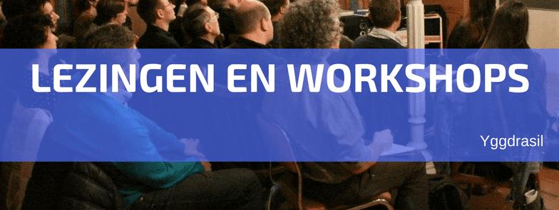 Enkele Aanpassingen aan Komende Workshops en Lezingen