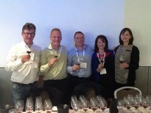 Family of Twelve Tasting, London Wine Fair, 2012