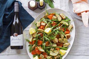 Nautilus_Xmas Low res_salmon fennel salad2