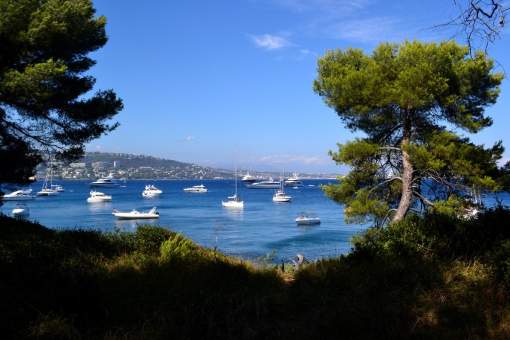 Anchorages around the Lerins islands on Navily on the French Riviera
