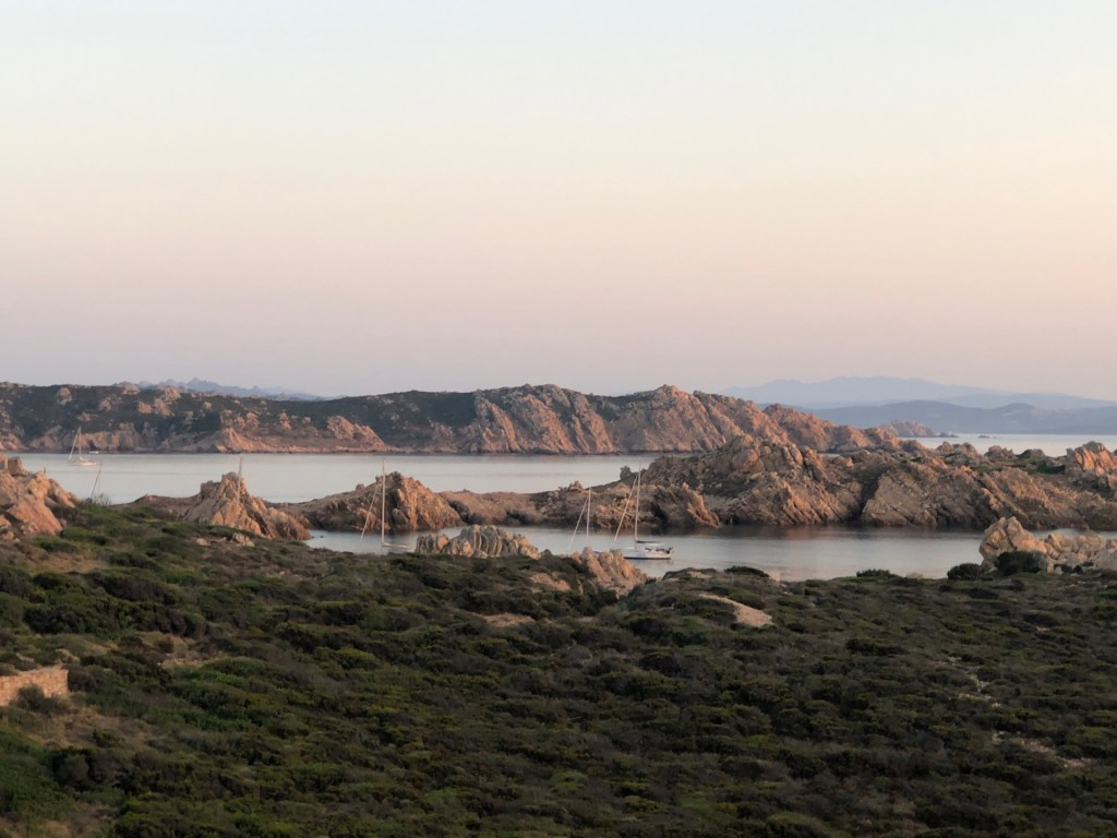 Razzoli Island | best anchorages in la Maddalena