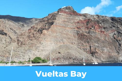 Canary Islands : Vueltas Bay