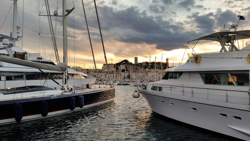 Réserver une place au Port de Cannes - Côte d'Azur