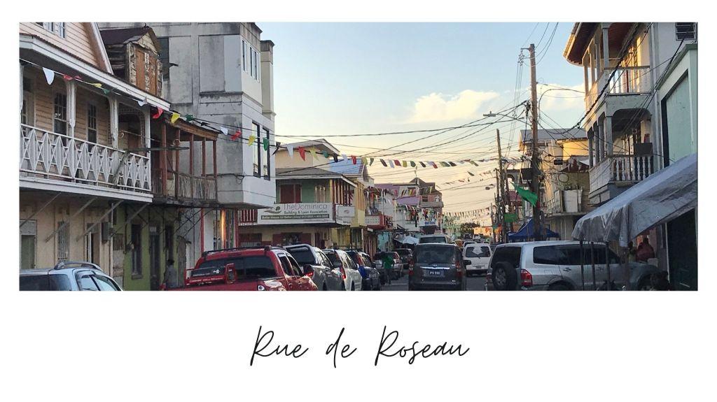 rue de Roseau