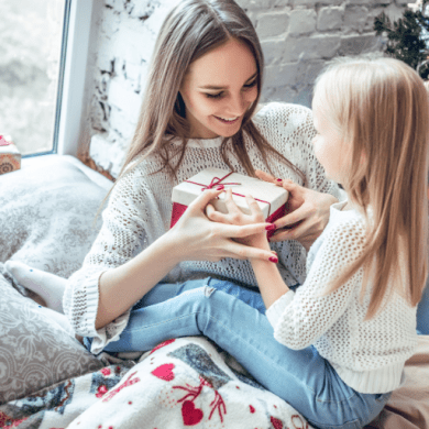 You can tackle the financial burdens of being a single parent on the holidays with this simple list.