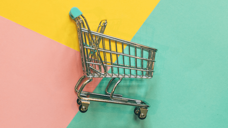 A brief look at how mindset impacts even grocery shopping.