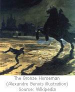 bronze-horseman