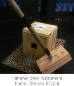 hammer-blow