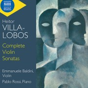Podcast: Music of Brazil. The Villa-Lobos violin sonatas.