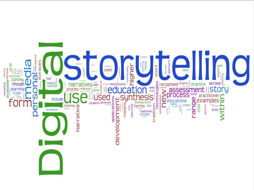 Great apps for Digital Storytelling