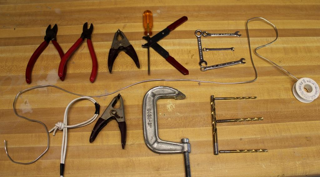 NCCE 2014 Event: Makerspace Garage