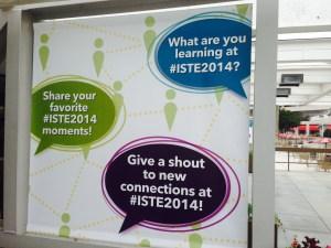 Social Media at ISTE