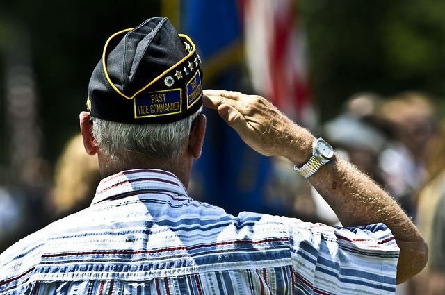 Veterans Day resources from PBS Newshour