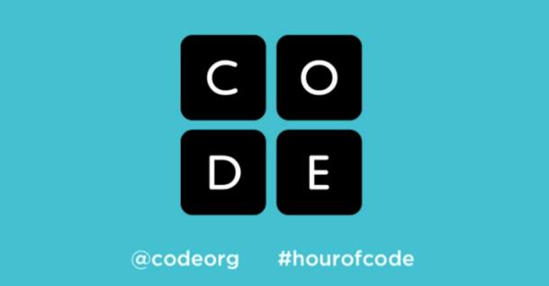 Hour of Code is coming next week!