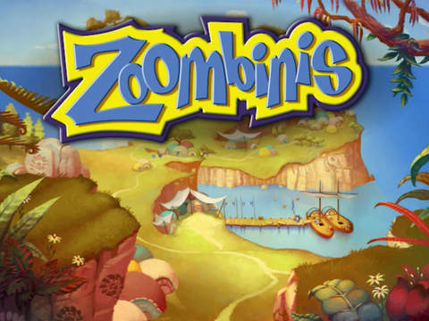 Logic and problem solving with Zoombinis on iPad and Android