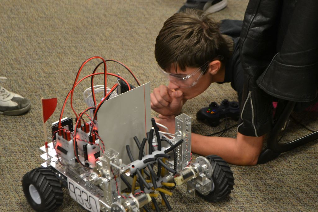 The Robots are coming to NCCE 2016!