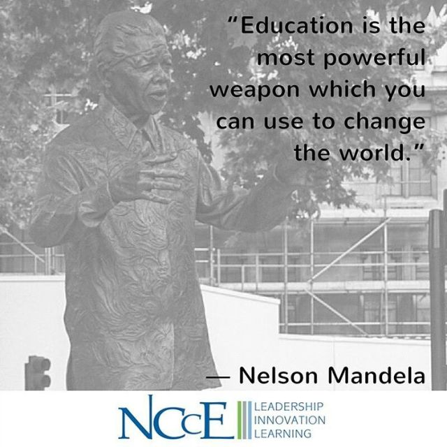 How are you helping change the world today? wisdomwednesday edtechhellip
