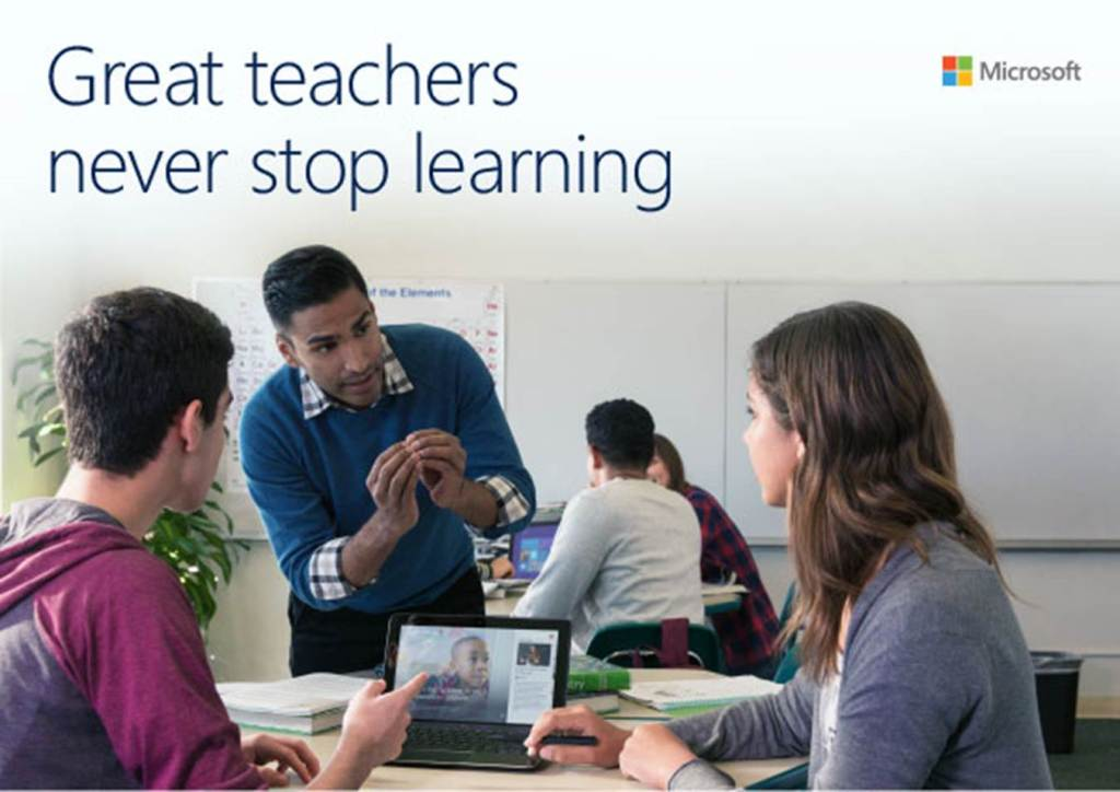 Microsoft Roadshow Trainings coming your way!
