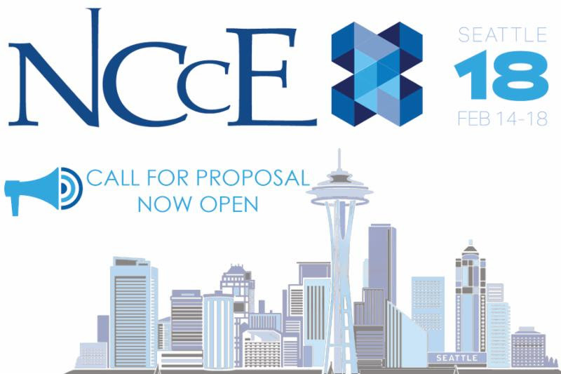 NCCE 2018 Call for Proposal is OPEN!