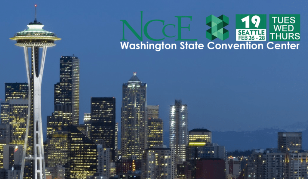 Great lineup of Featured Speakers at NCCE 2019!