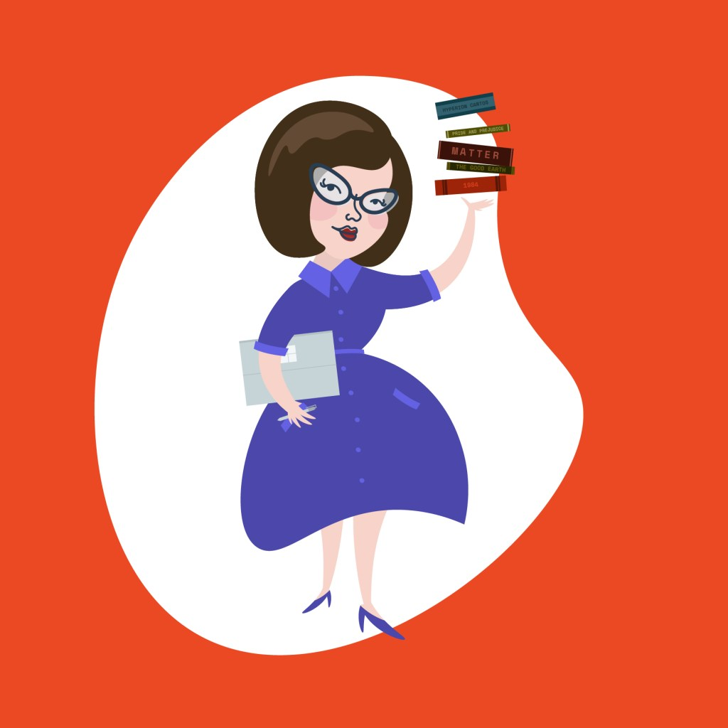 Meet NCCE's Tech-Savvy Librarian… Morgen Larsen!