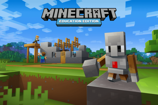 Simulating Trade and Industry with Minecraft: Education Edition