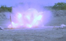 A Firepot Explodes as part of a research project with the Texas Historical Commission