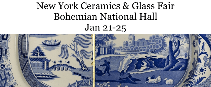Visit the Ferrin Gallery at the New York Ceramics and Glass Fair!