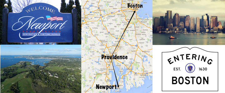 Inside NCECA; Vol I, Issue 2: more Bus Tours (Newport & Boston)