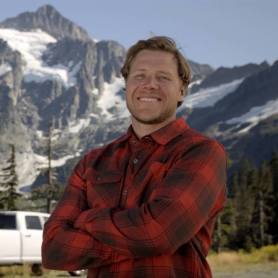 Zack Giffin...another second generation NCECA kid, now all grown up and sorta famous. He's one of the hosts of the popular Tiny House Nation show.