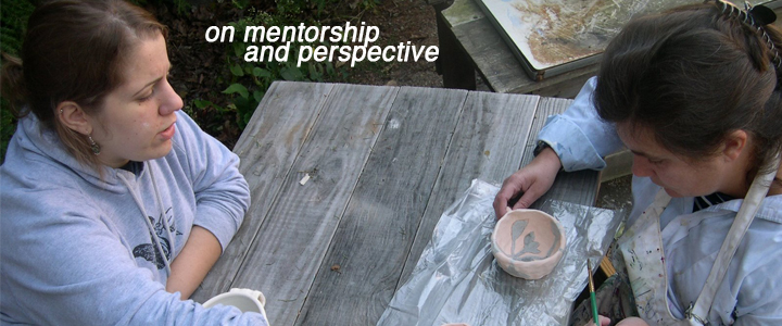 On Mentorship and Perspective