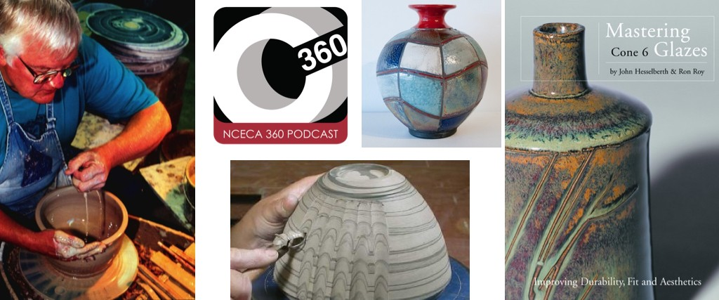 Clay Stories, NCECA 360 Podcast, episode 3