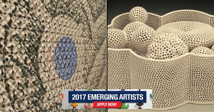 Apply Now: NCECA EMERGING ARTISTS 2017