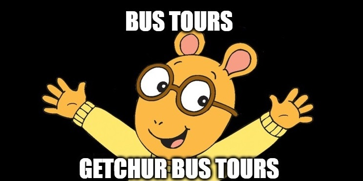 NCECA Portland Bus Tour Tickets– Get 'Em While They're Hot!