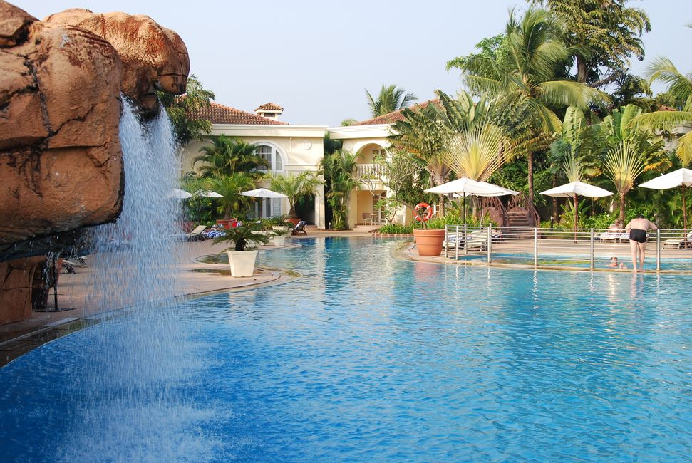 Goa Is Onnn!! The Party Capital Of India Is Offering Heavenly Stay At The Zuri White Sands For Just INR 6299!!