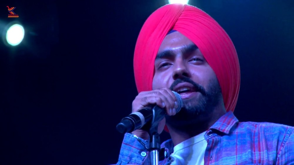 Delhiites!! This Saturday Lose Yourself To The Symphony Of Ammy Virk For Just INR 2,000!