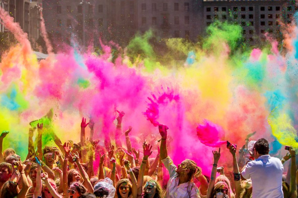 Bengaluru! Reasons Why Rang Barse Is The Biggest Holi Festival Of The Year