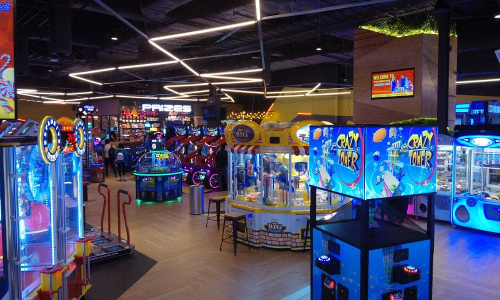 Mumbai! Make Way For Amazing UNLIMITED Games At Various Timezone Centres For Just INR 549!!