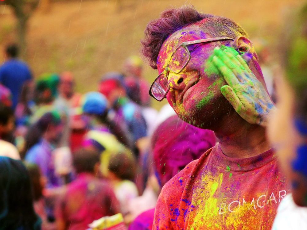 Gurgaon! Prepare To Celebrate The Best Ever Holi At Surajgarh Farms For Just INR 2,353!!