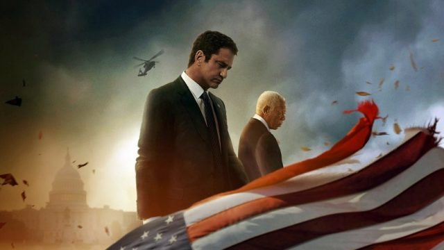 Step Out To Watch Angel Has Fallen At Your Nearest PVRs!!