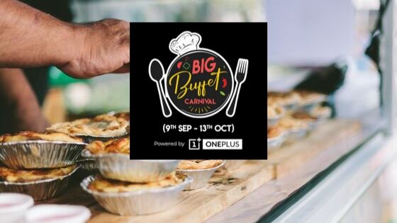 Jaipur! Eat Your Heart Out At These 4 Restaurants' Big Buffet Carnival!!