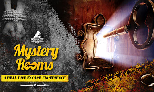 Gaming Fest Is At Mystery Rooms In Your City To Give You Real Life Escape Experience!! Just Don't Miss Out!